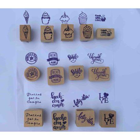 sellos personalizados
