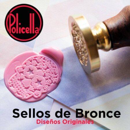 SELLO DE BRONCE